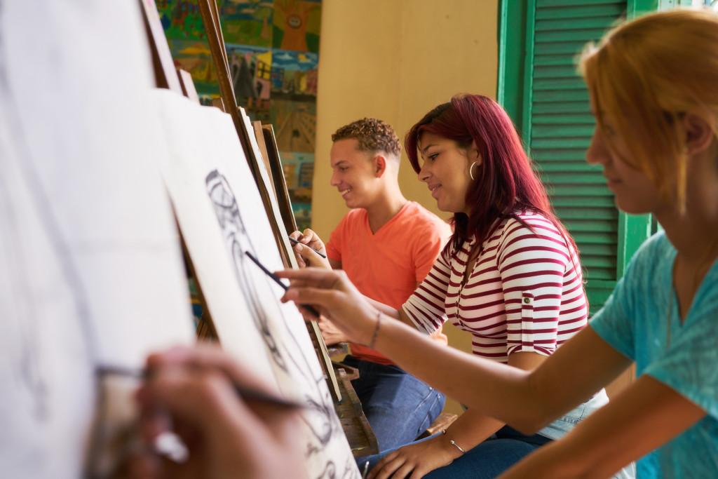 Art Trends in Business